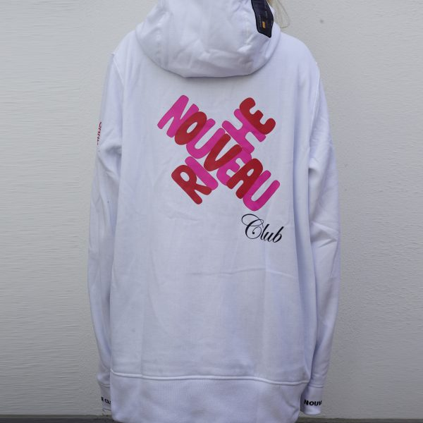 HOODIE_NOUVEAURICHE_BACK_CROSS_WHITE